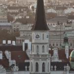 Wien Parlament Luftanmsicht