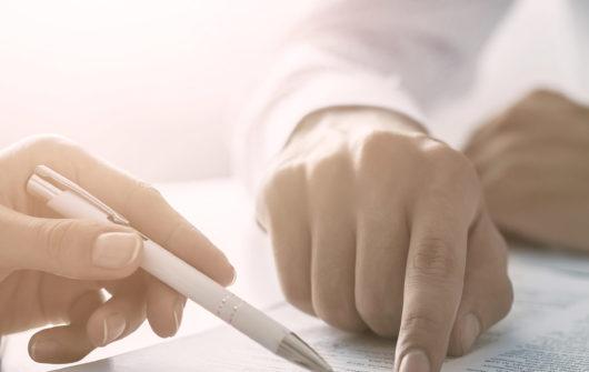 Problematik von Mietvertragsformularen